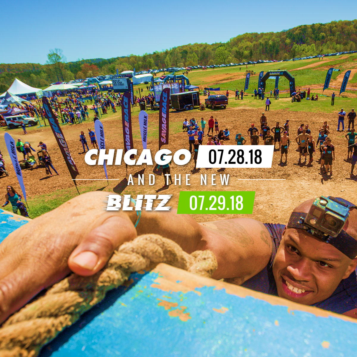 Savage Race Chicago 2018