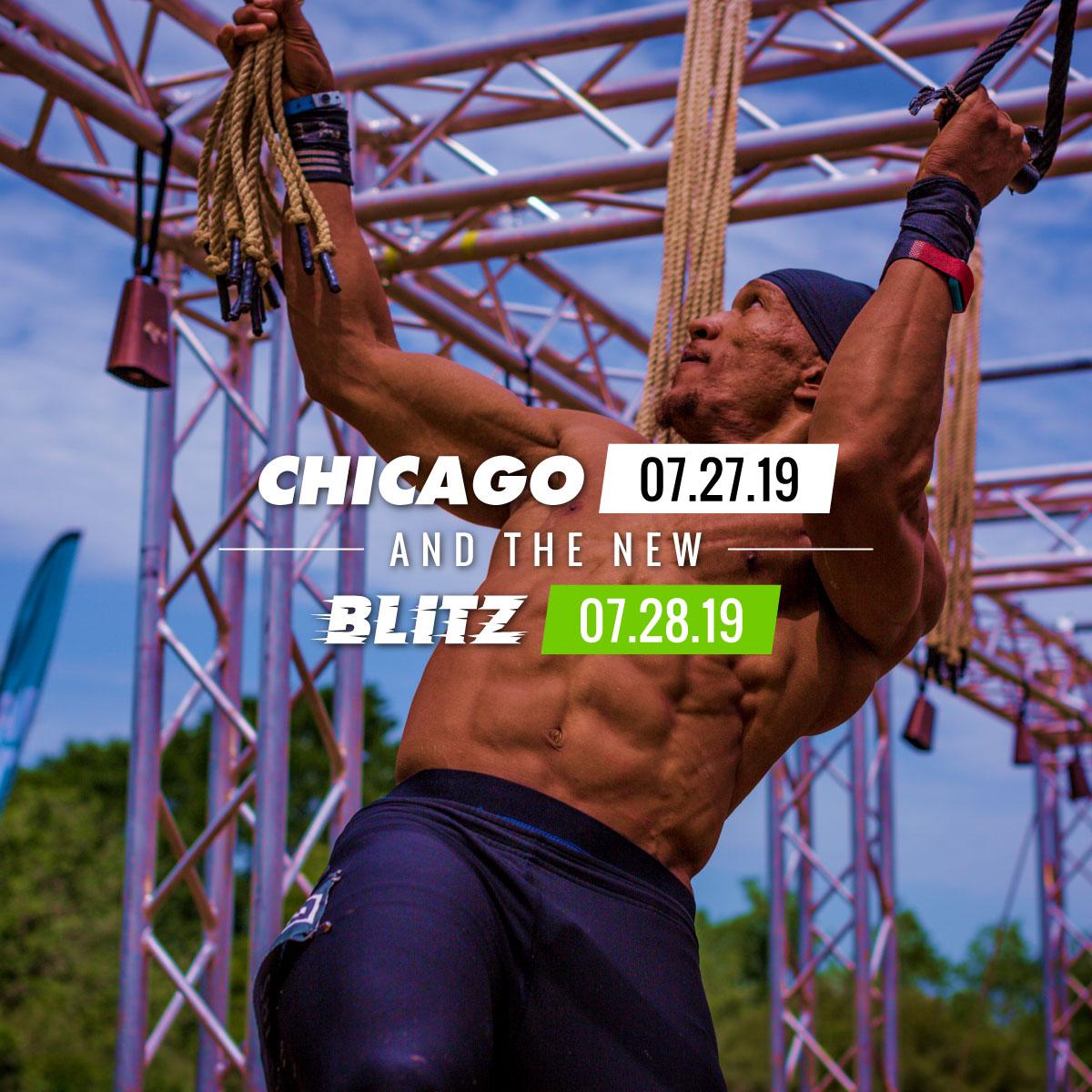 Spectator Pass - Savage Race Chicago 2019