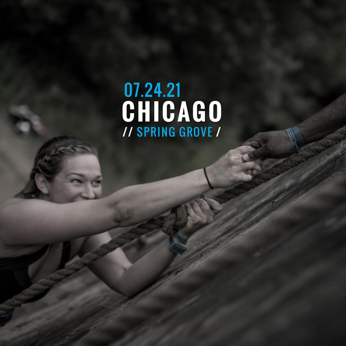 Spectator Pass - Savage Race Chicago 2021