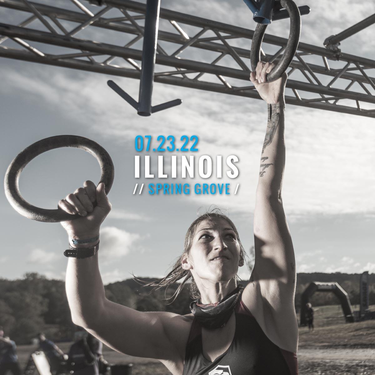 Spectator Pass - Savage Race Chicago 2022