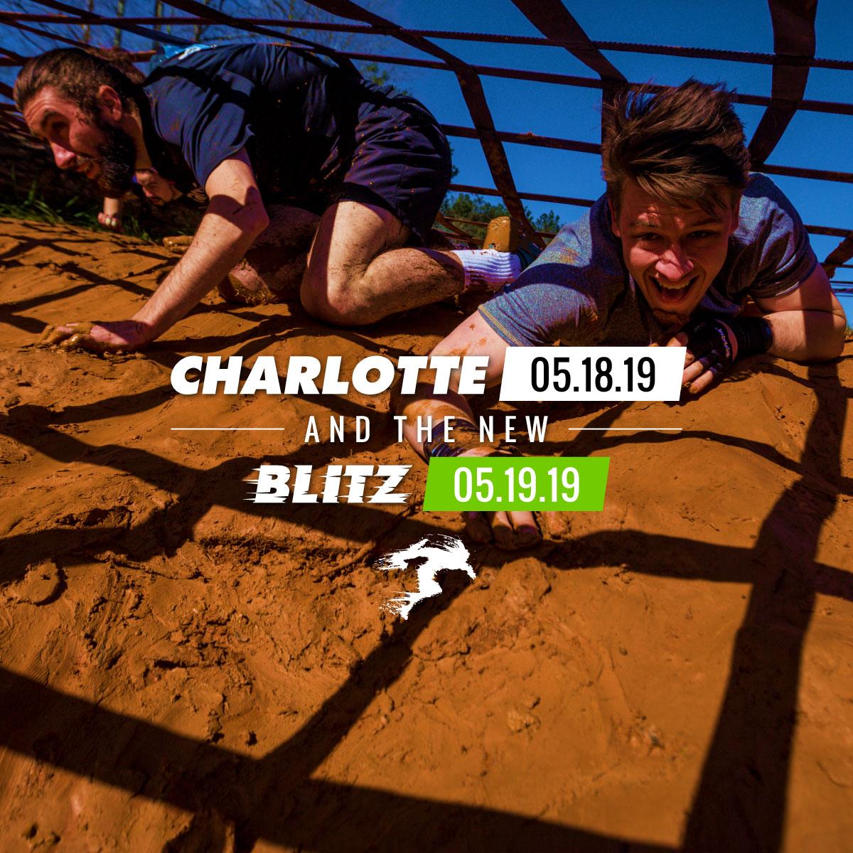Spectator Pass - Savage Race Charlotte 2019