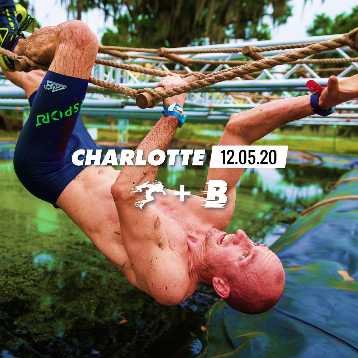 Savage Race Charlotte 2020