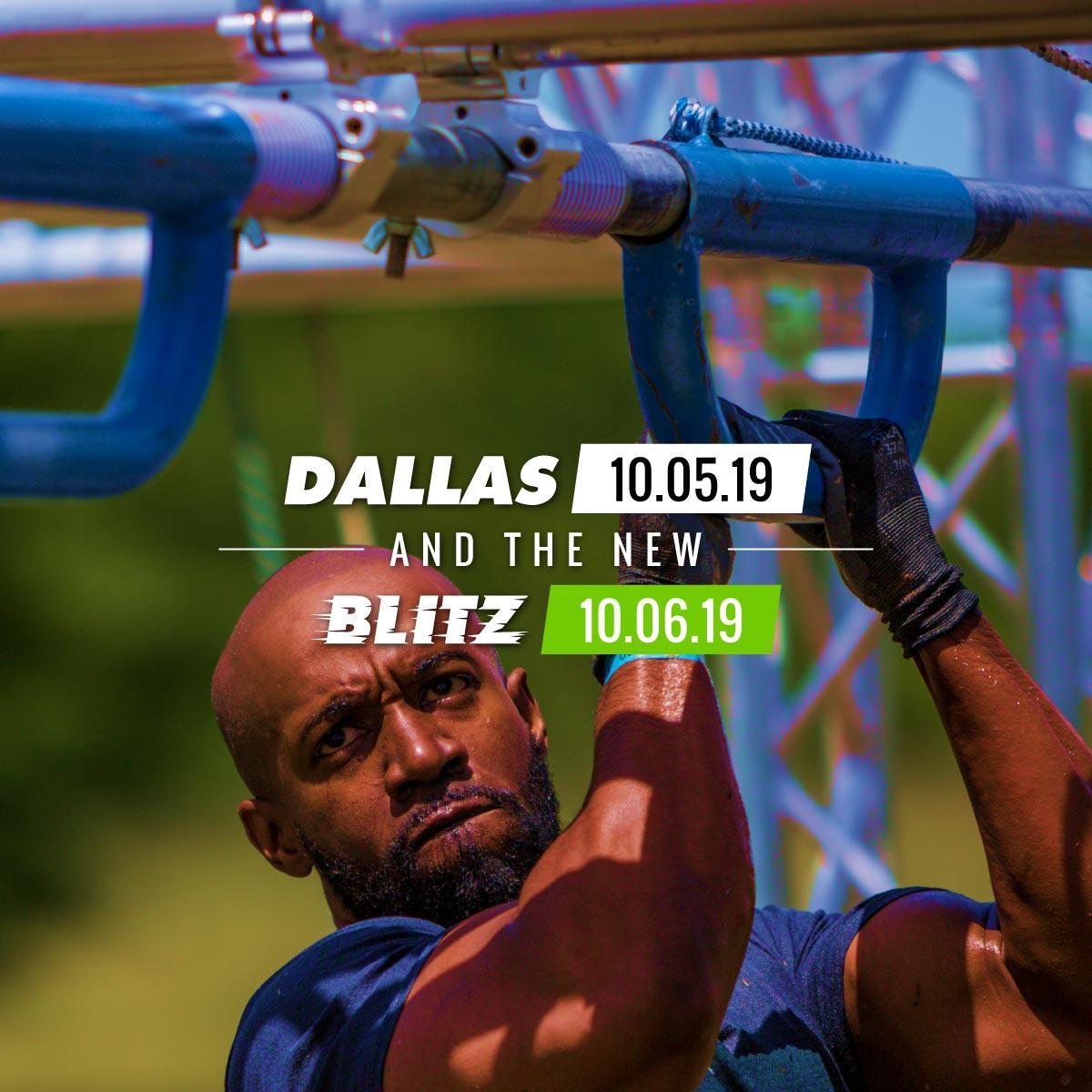 Spectator Pass - Savage Race Dallas 2019