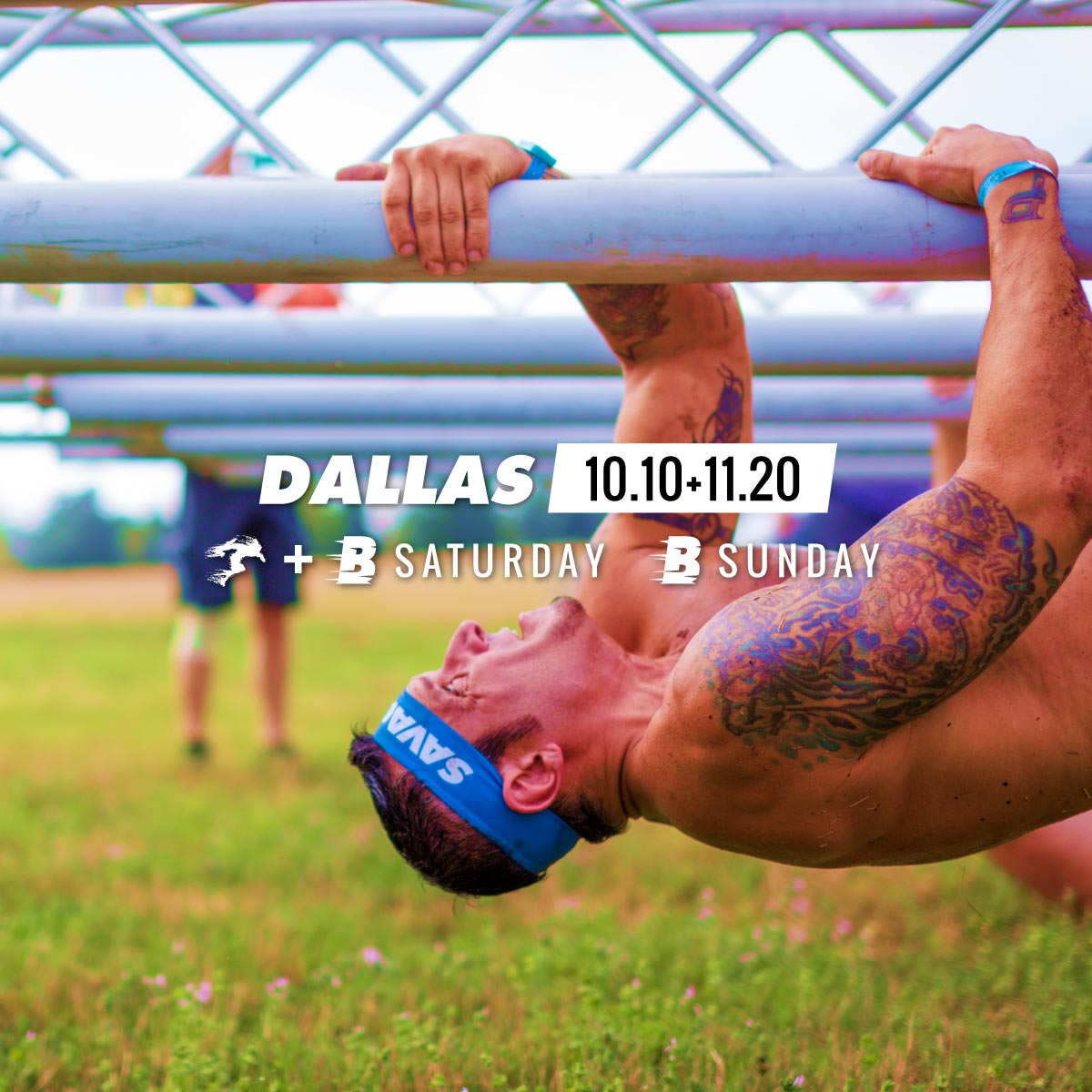Savage Race Dallas 2020