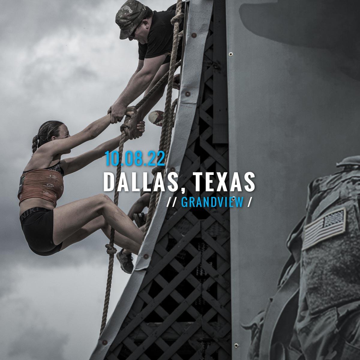 Savage Race Dallas 2022