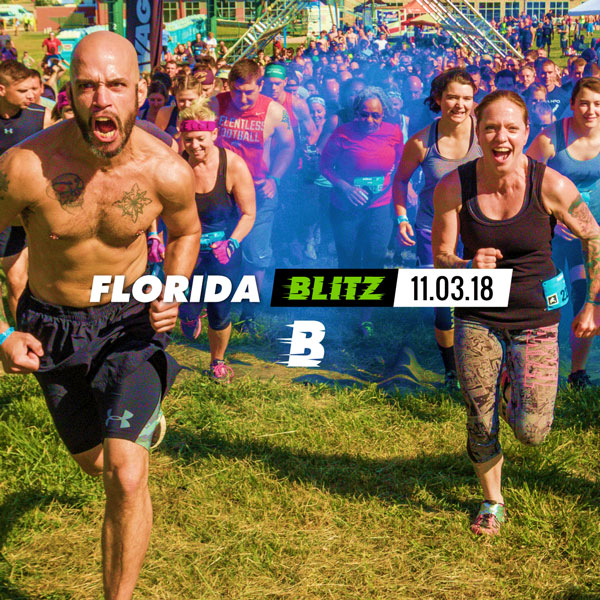 Spectator Pass - Savage Blitz Florida 2018