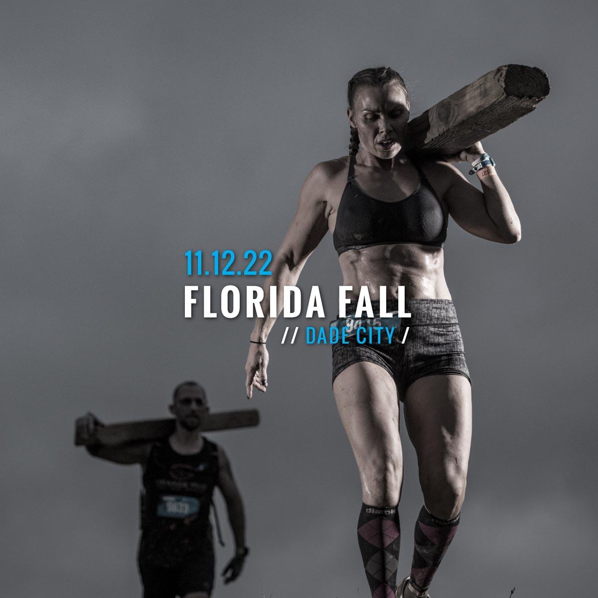 Spectator Pass - Savage Race Florida Fall 2022