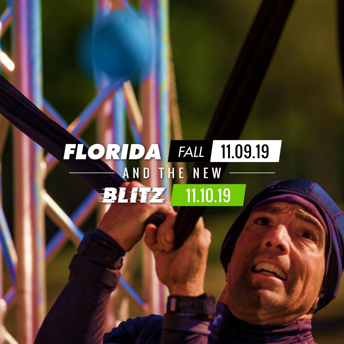 Spectator Pass - Savage Race Florida Fall 2019