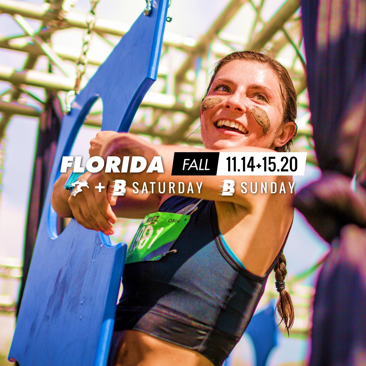 Savage Race Florida Fall 2020