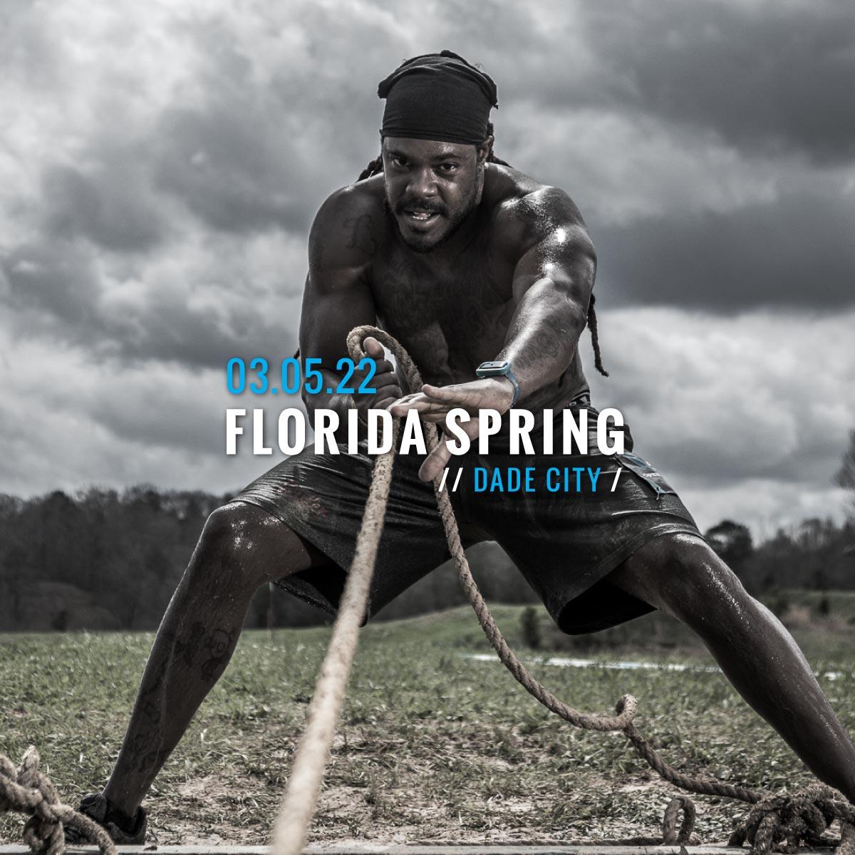 Spectator Pass - Savage Race Florida Spring 2022