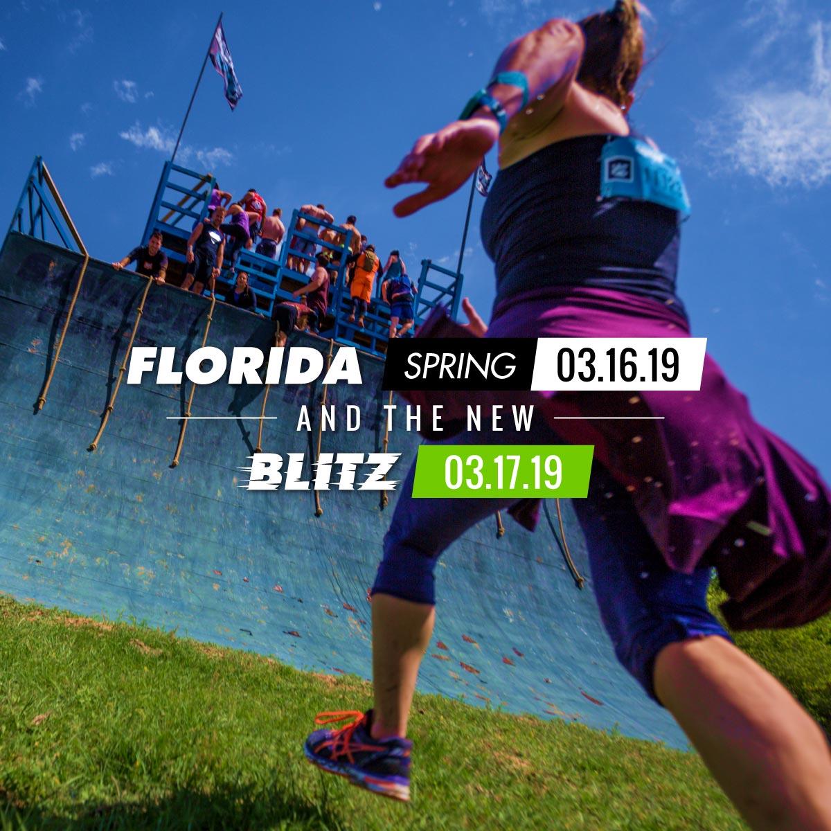Spectator Pass - Savage Race Florida Spring 2019