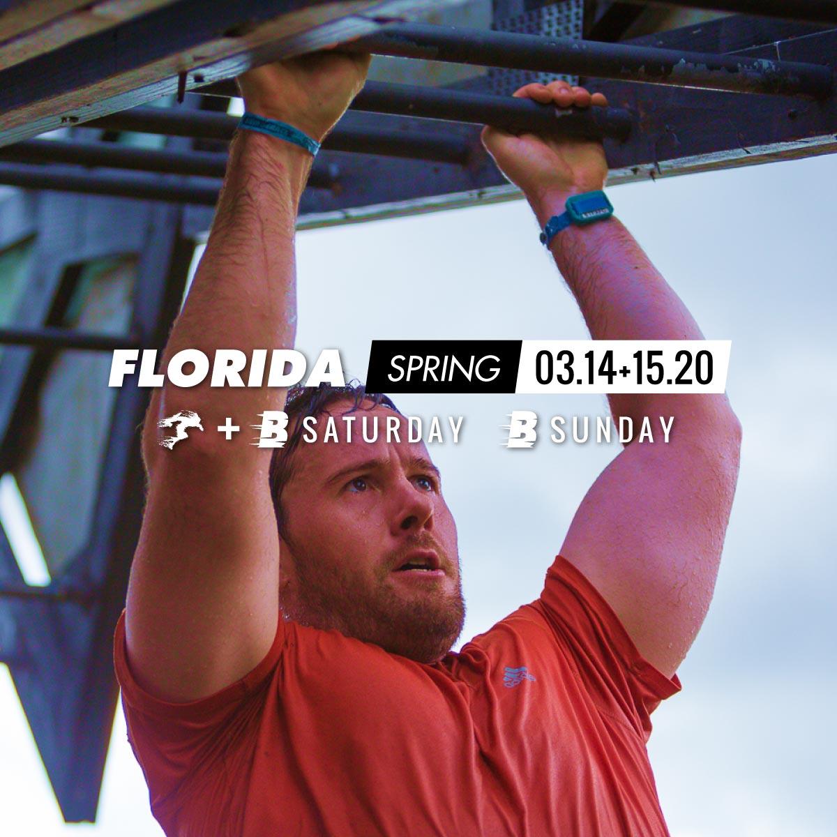 Savage Race Florida Spring 2020