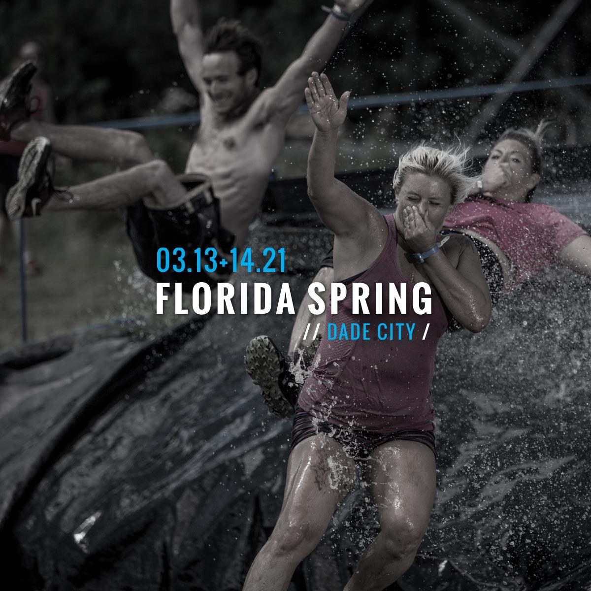 Spectator Pass - Savage Race Florida Spring 2021
