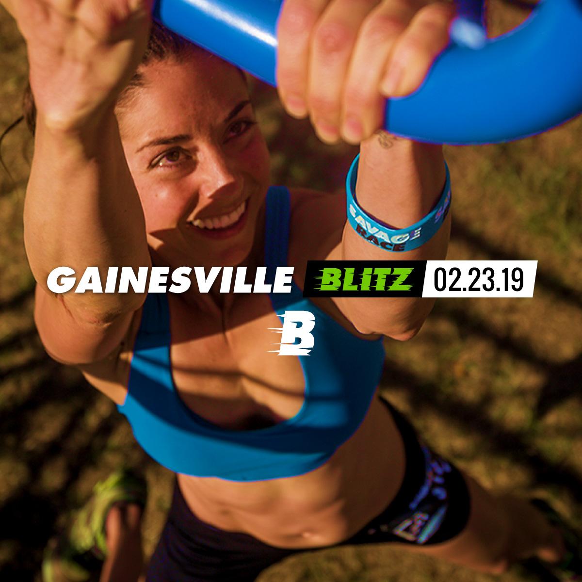 Spectator Pass - Savage Blitz Gainesville