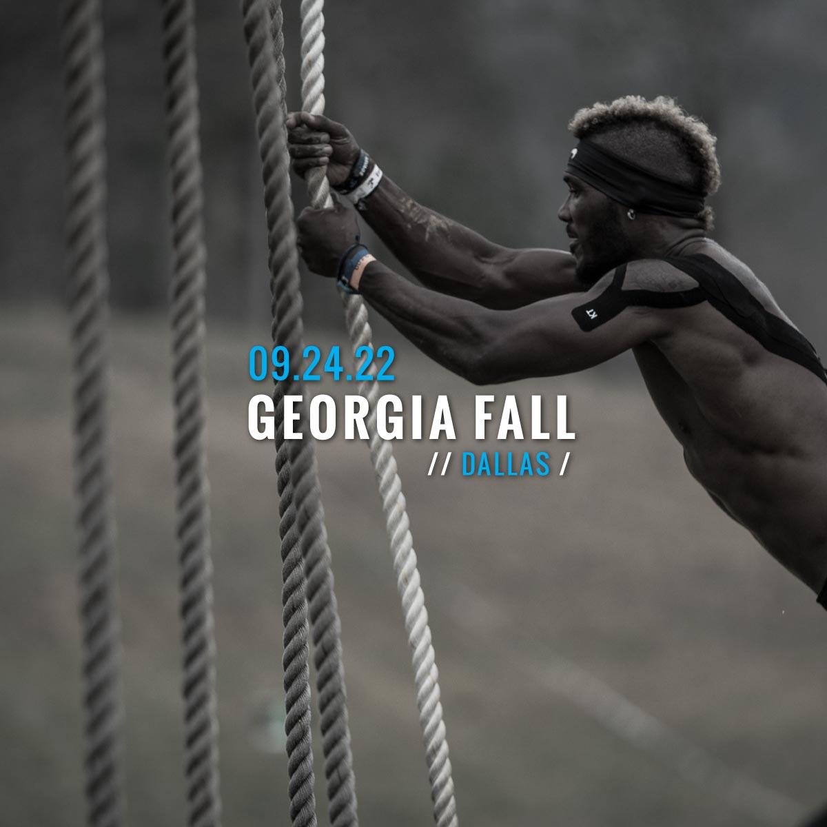 Savage Race Georgia Fall 2022
