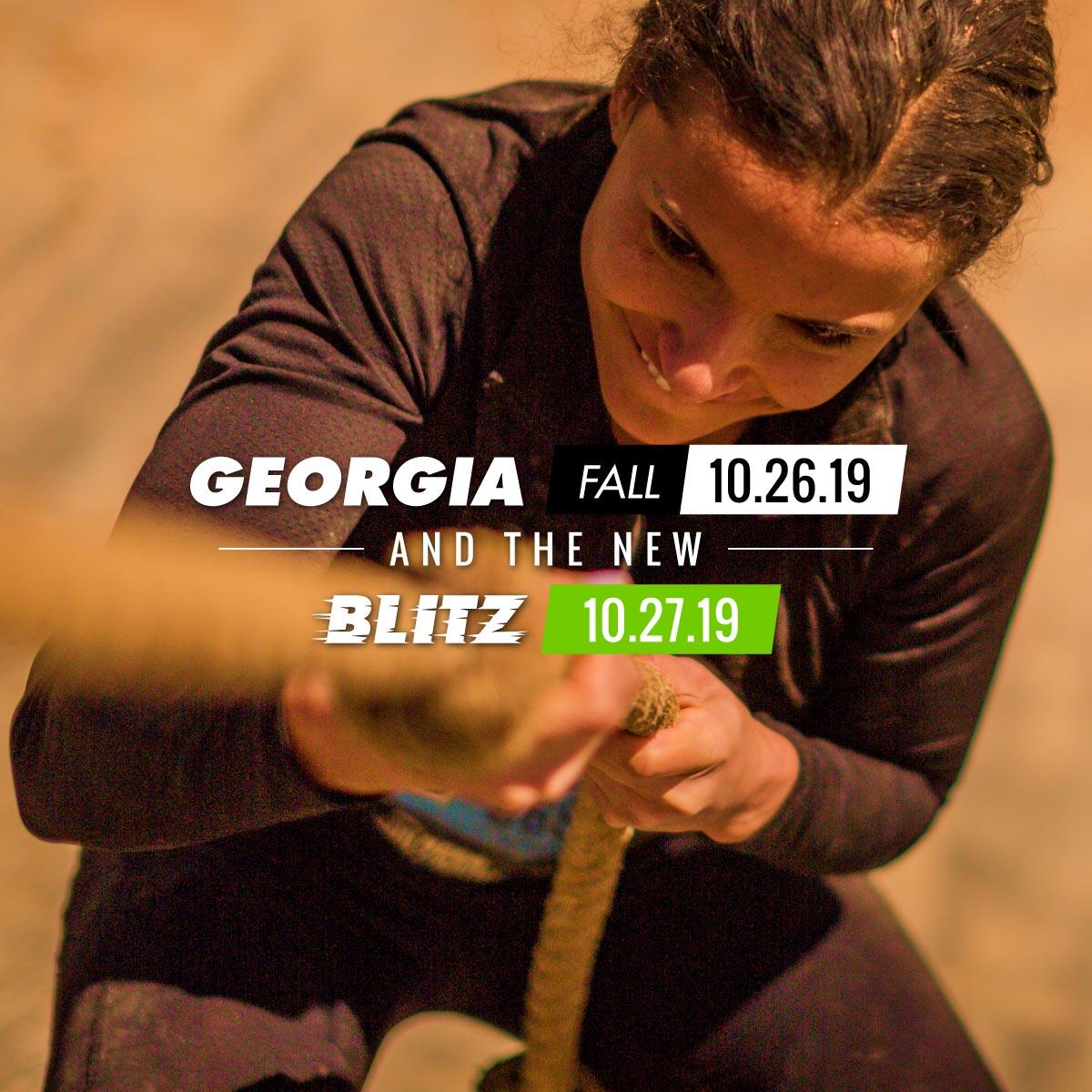 Savage Race Georgia Fall 2019