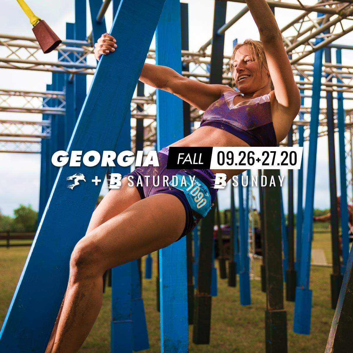 Savage Race Georgia Fall 2020