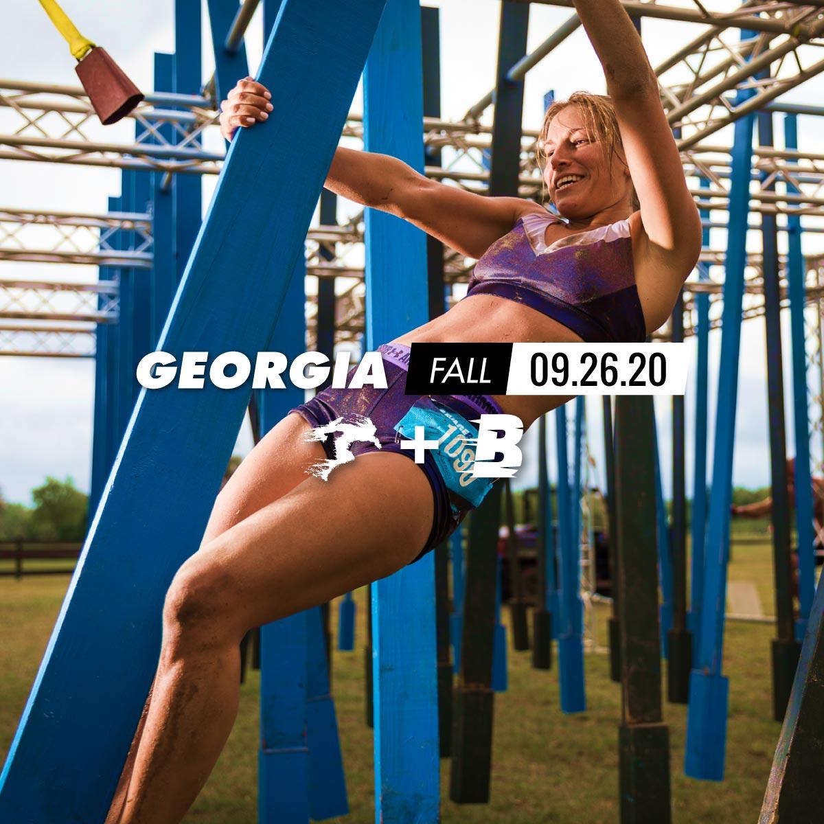 Spectator Pass - Savage Race Georgia Fall 2020