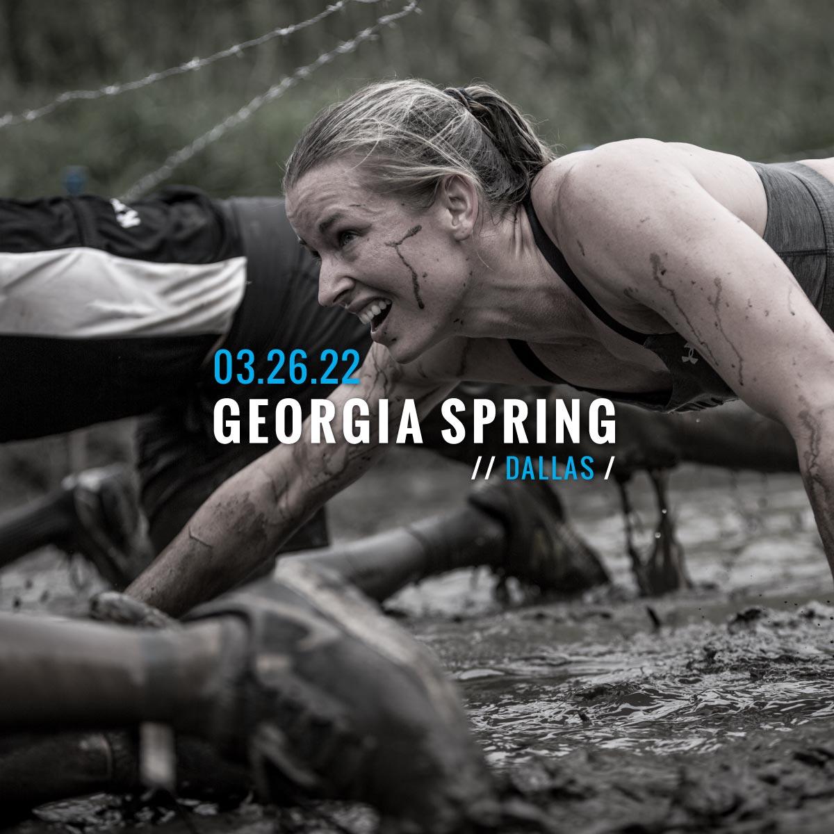 Savage Race Georgia Spring 2022