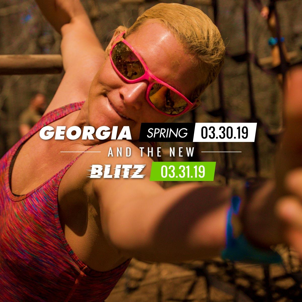 Spectator Pass - Savage Race Georgia Spring 2019