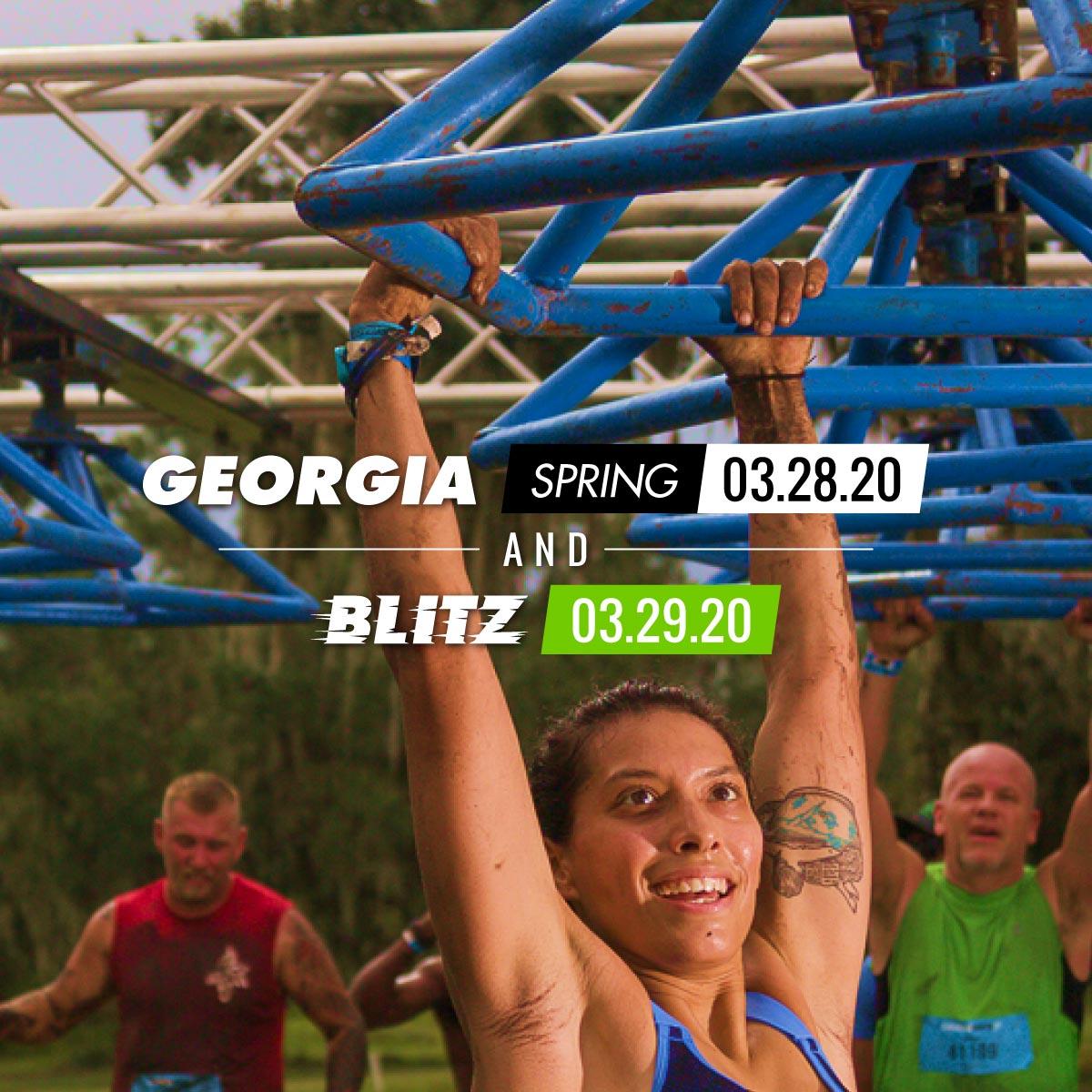 Savage Race Georgia Spring 2020