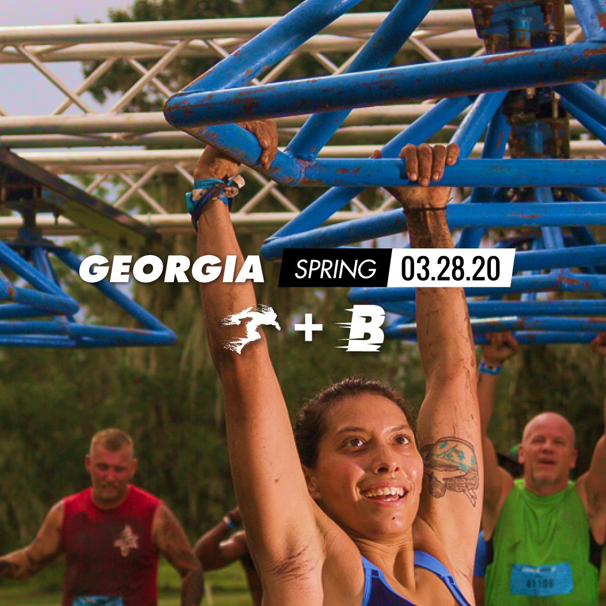 Spectator Pass - Savage Race Georgia Spring 2020