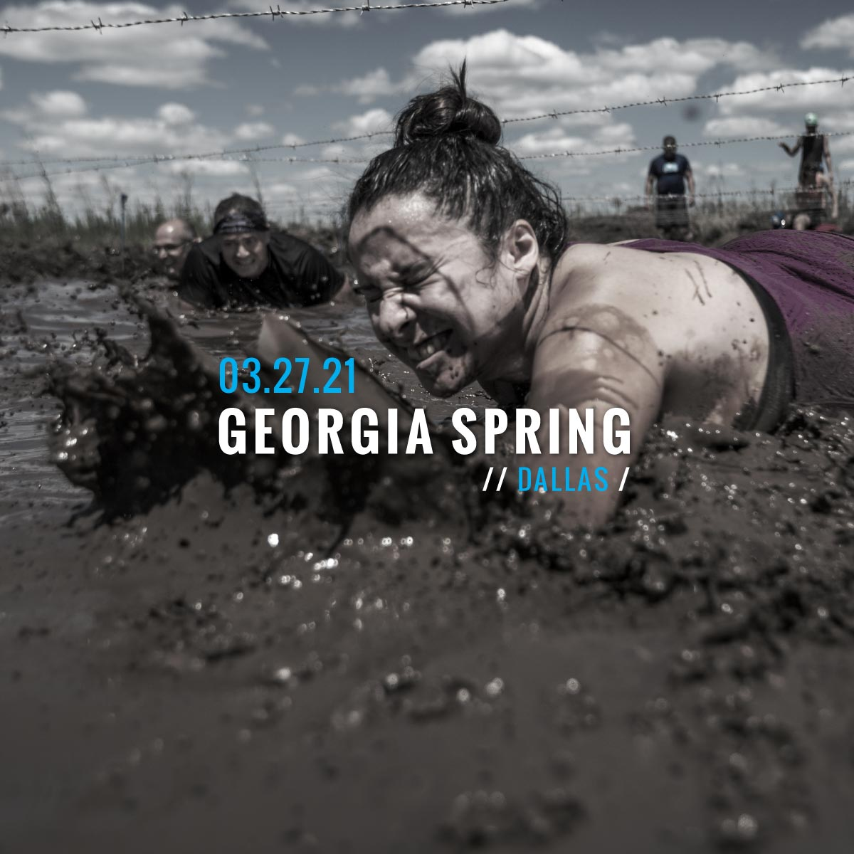 Spectator Pass - Savage Race Georgia Spring 2021