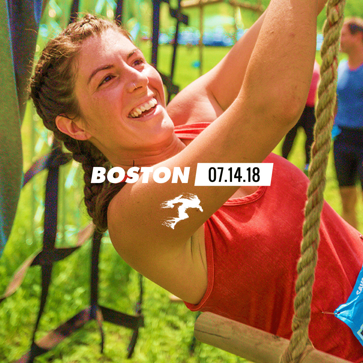 Spectator Pass - Savage Race Boston 2018