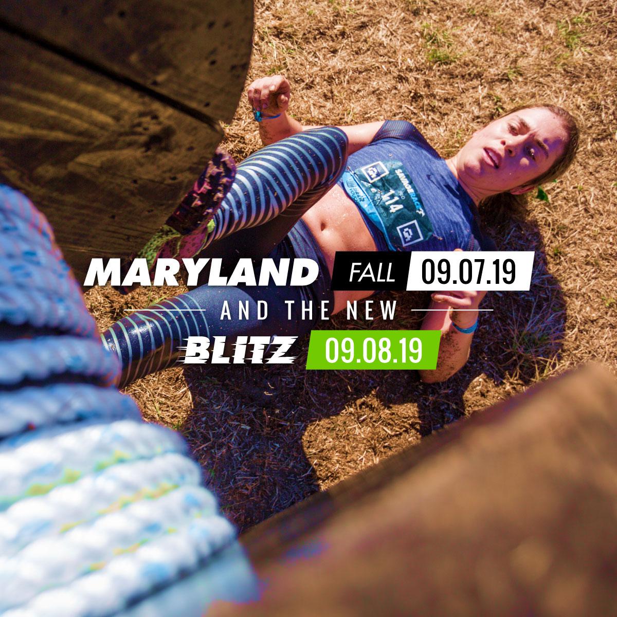 Savage Race Maryland Fall 2019