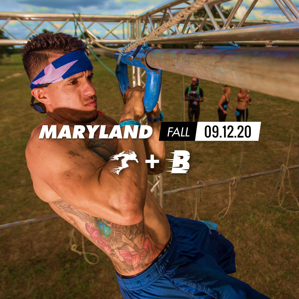 Spectator Pass - Savage Race Maryland Fall 2020