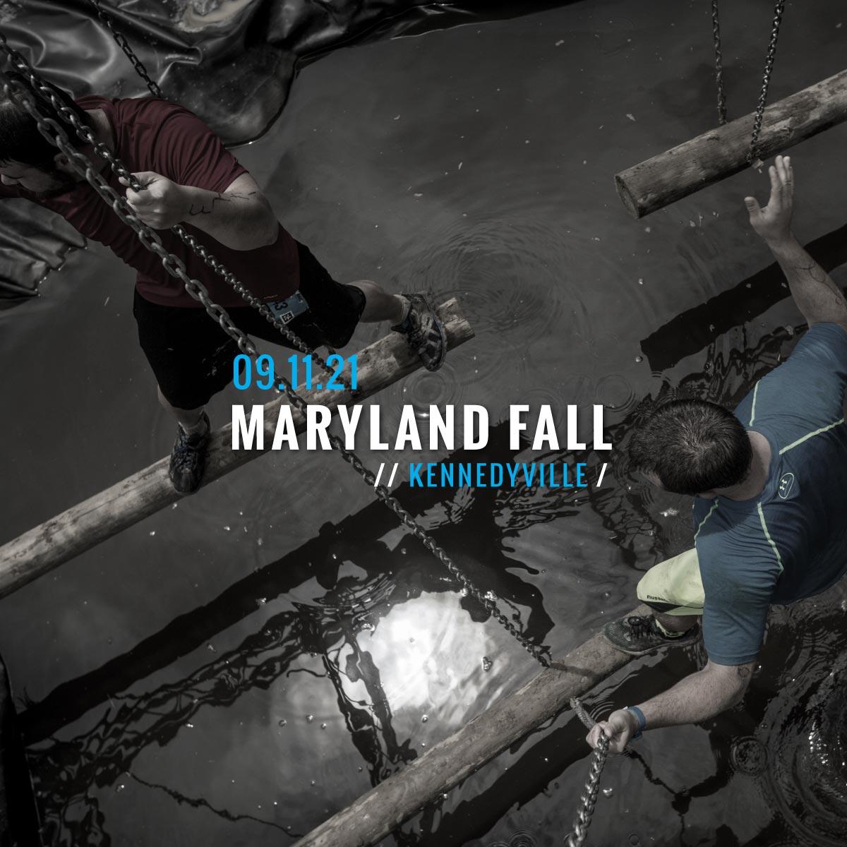 Savage Race Maryland Fall 2021