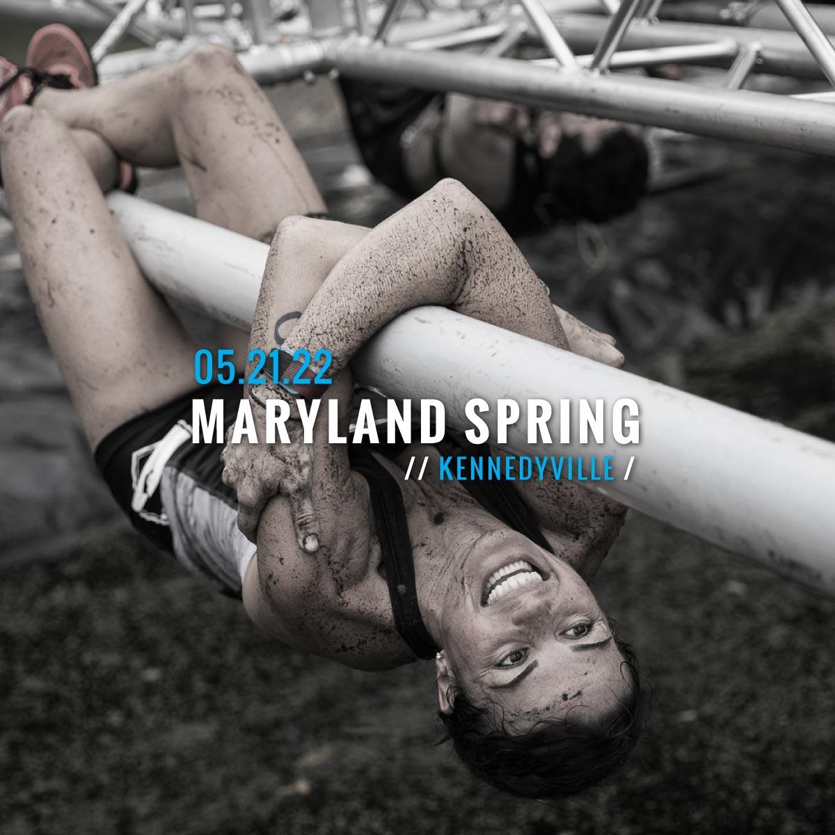 Savage Race Maryland Spring 2022