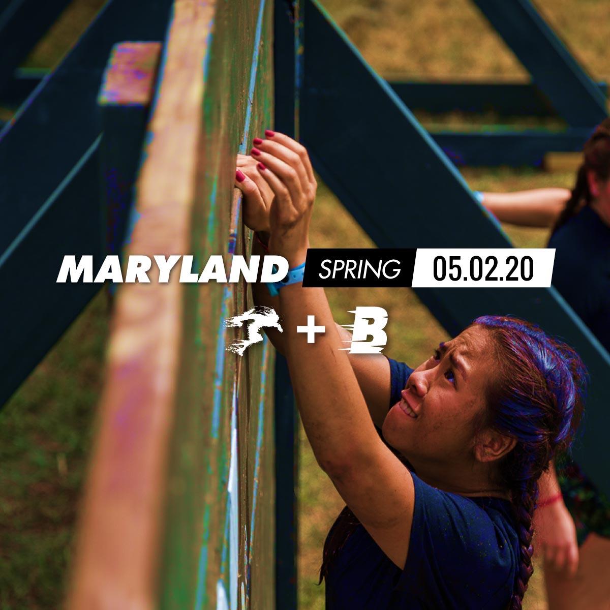 Spectator Pass - Savage Race Maryland Spring 2020