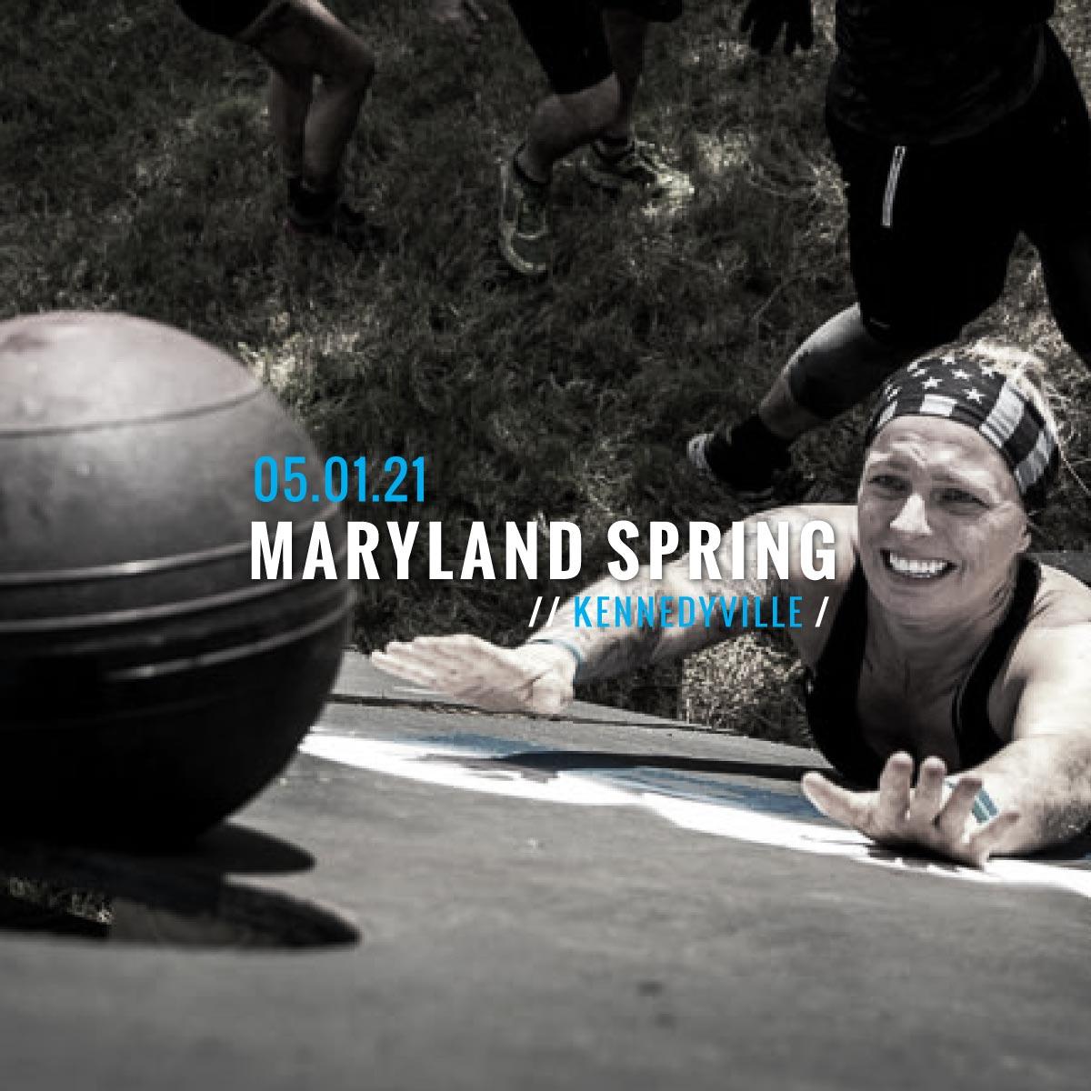 Savage Race Maryland Spring 2021
