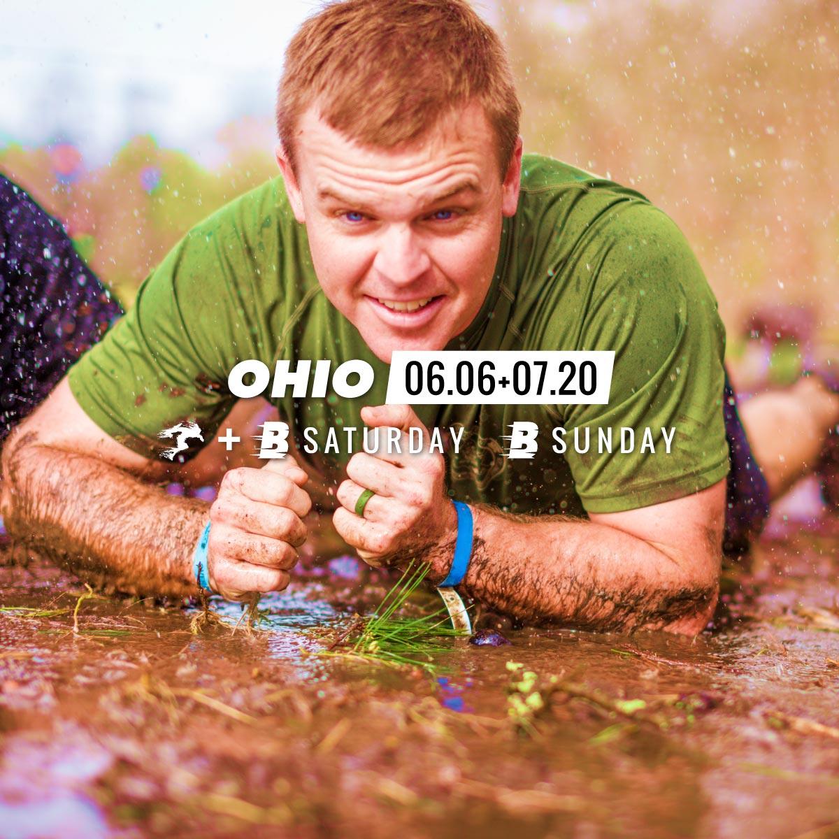 Spectator Pass - Savage Race Ohio 2020