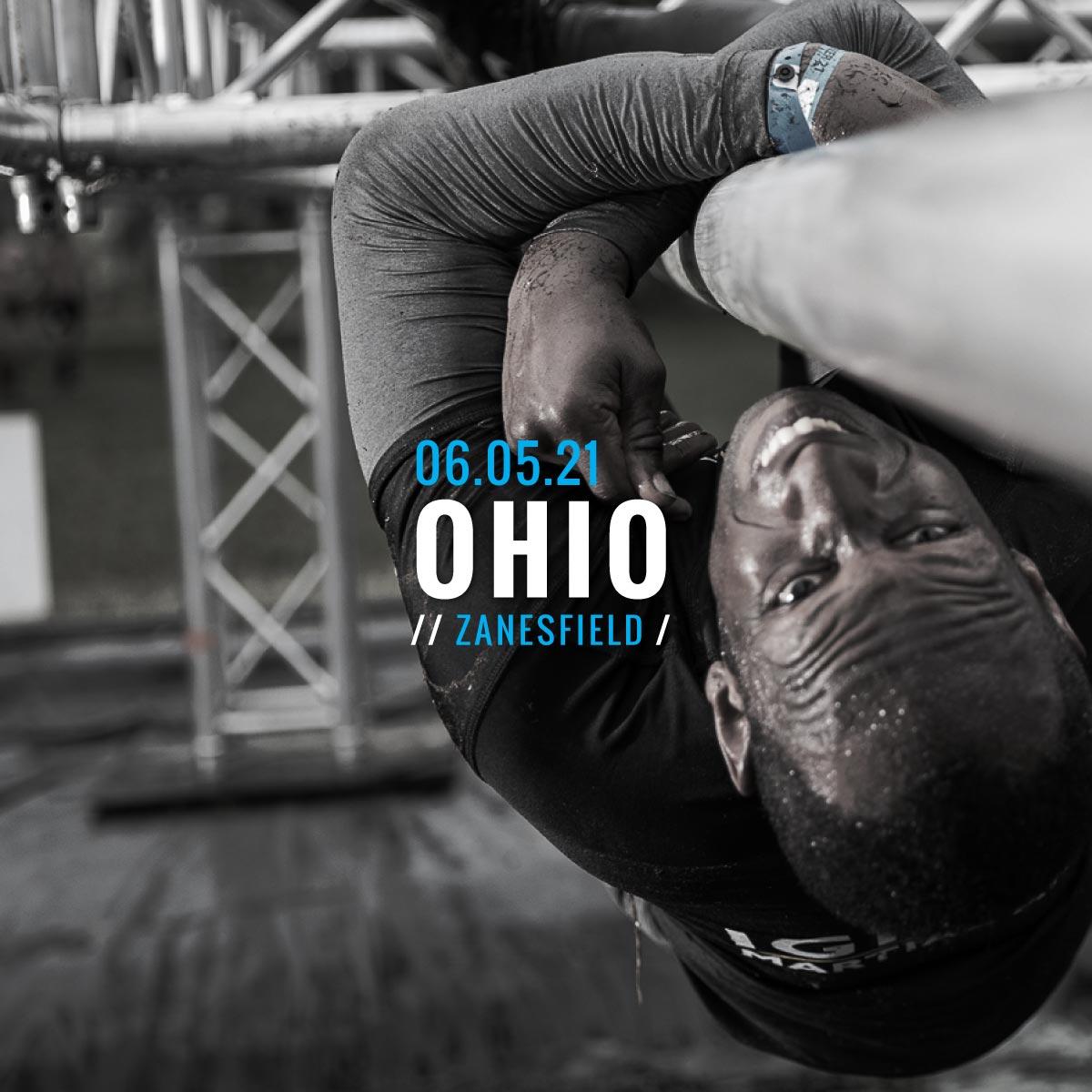 Savage Race Ohio 2021