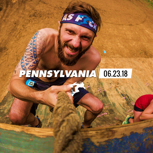 Savage Race Pennsylvania 2018