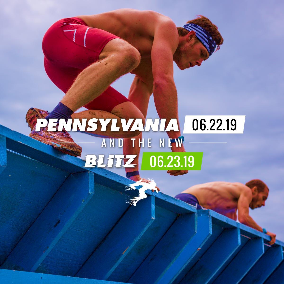 Spectator Pass - Savage Race Pennsylvania 2019