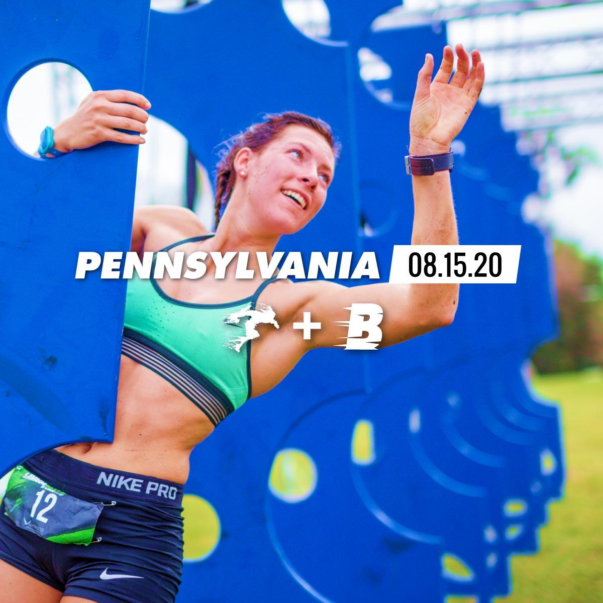 Spectator Pass - Savage Race Pennsylvania 2020