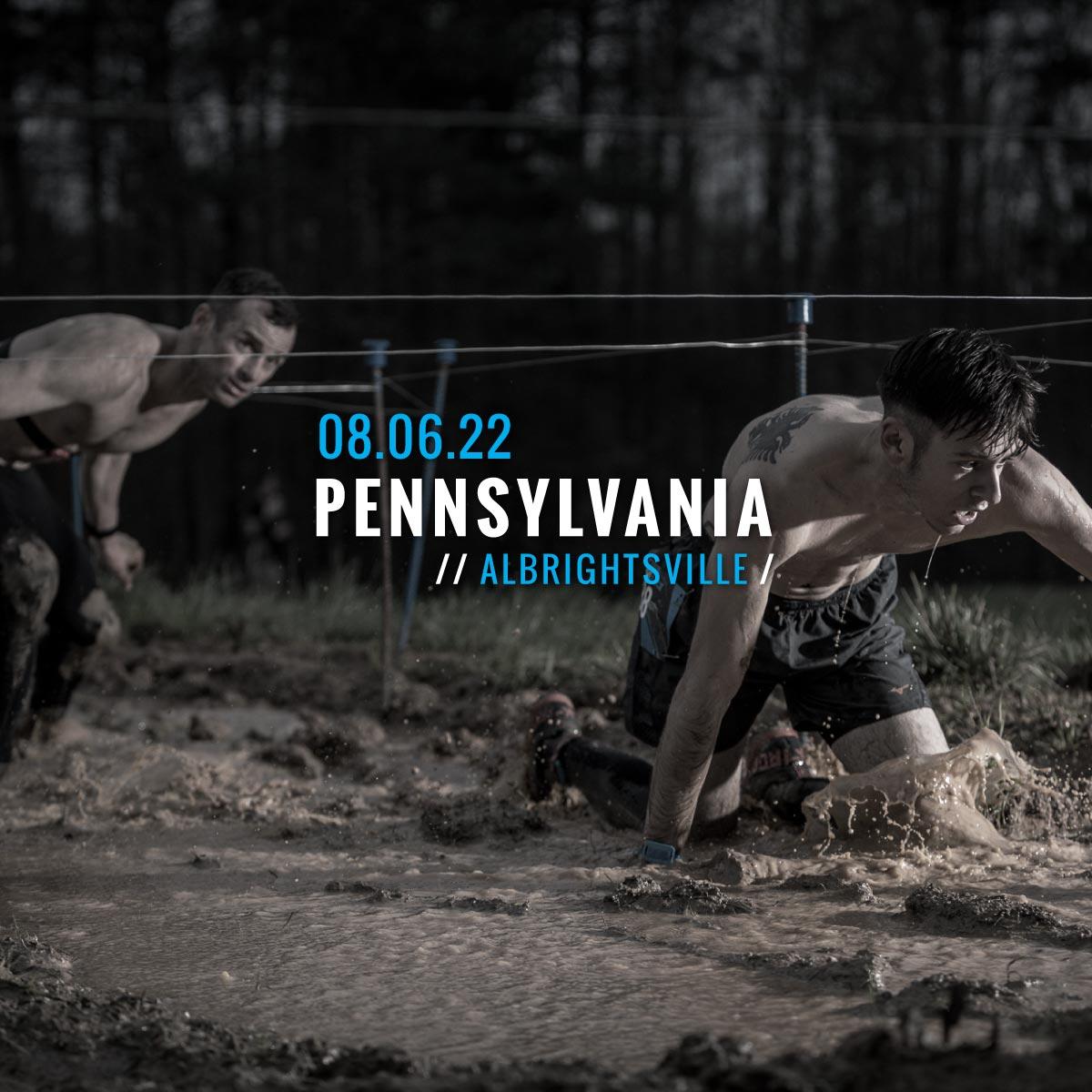 Savage Race Pennsylvania 2022