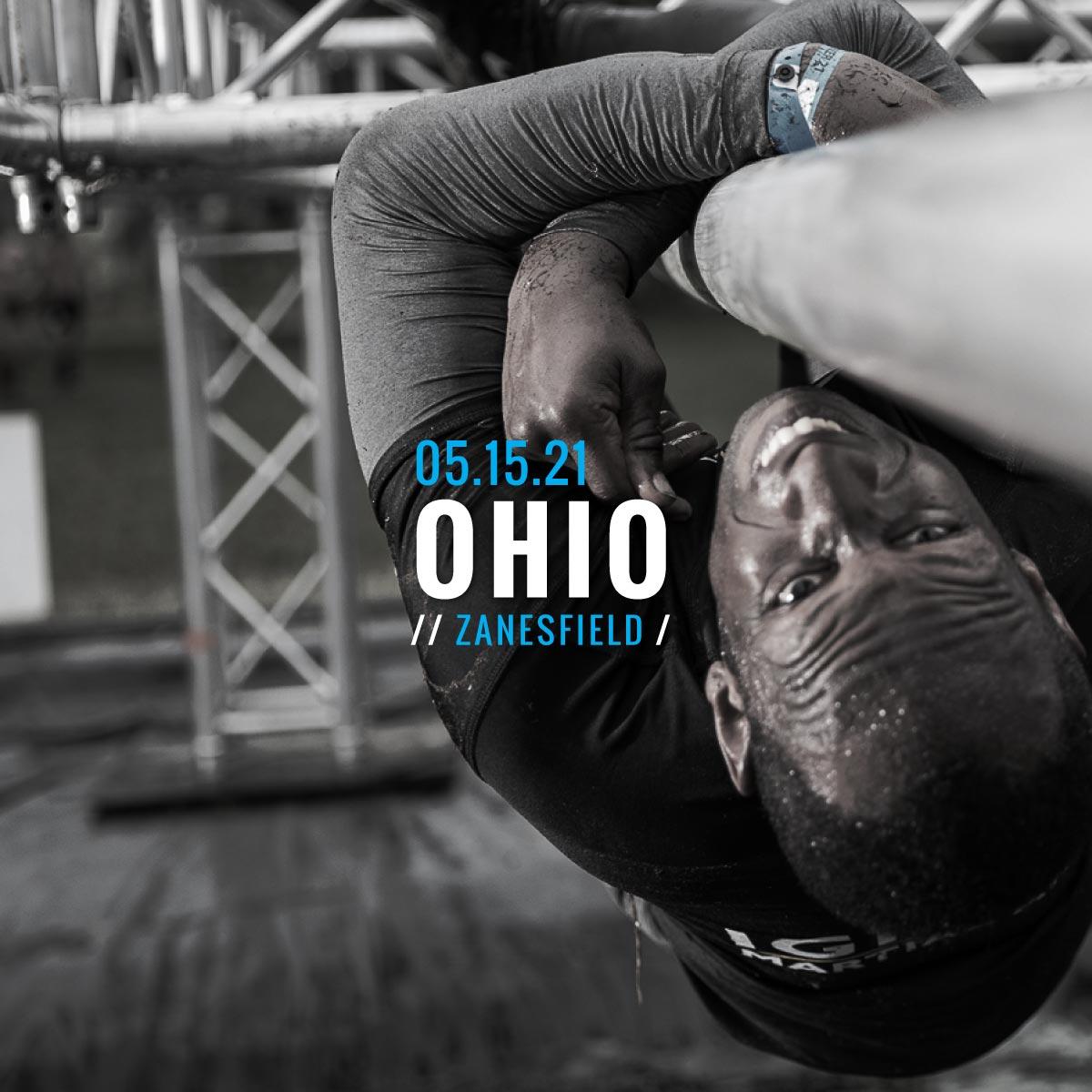 Spectator Pass - Savage Race Ohio 2021