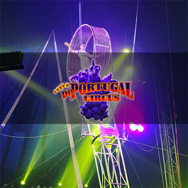 Do Portugal Circus - 8:00pm -  11/23/19 - Mesquite, TX