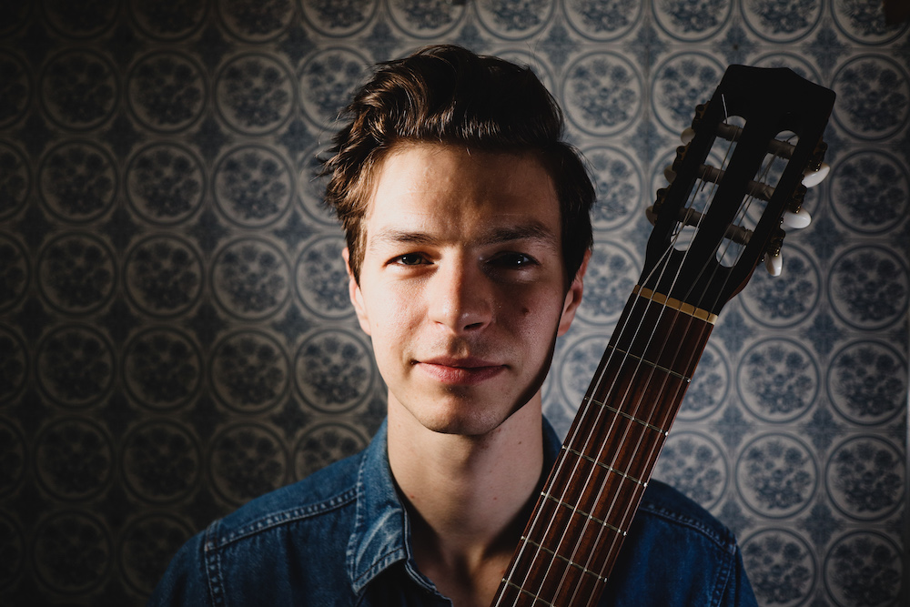 Jacob Miller at The Woodbury Brewing Company