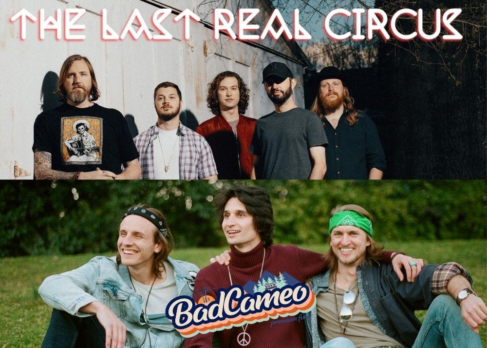 The Last Real Circus W/ BadCameo & Jesse James DeConto (The Pinkerton Raid) @ Black Iris, Richmond, VA