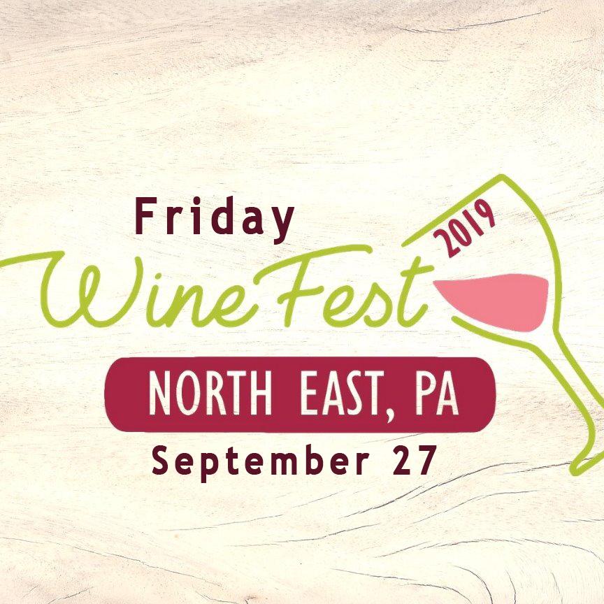 FRIDAY 38th Annual WineFest