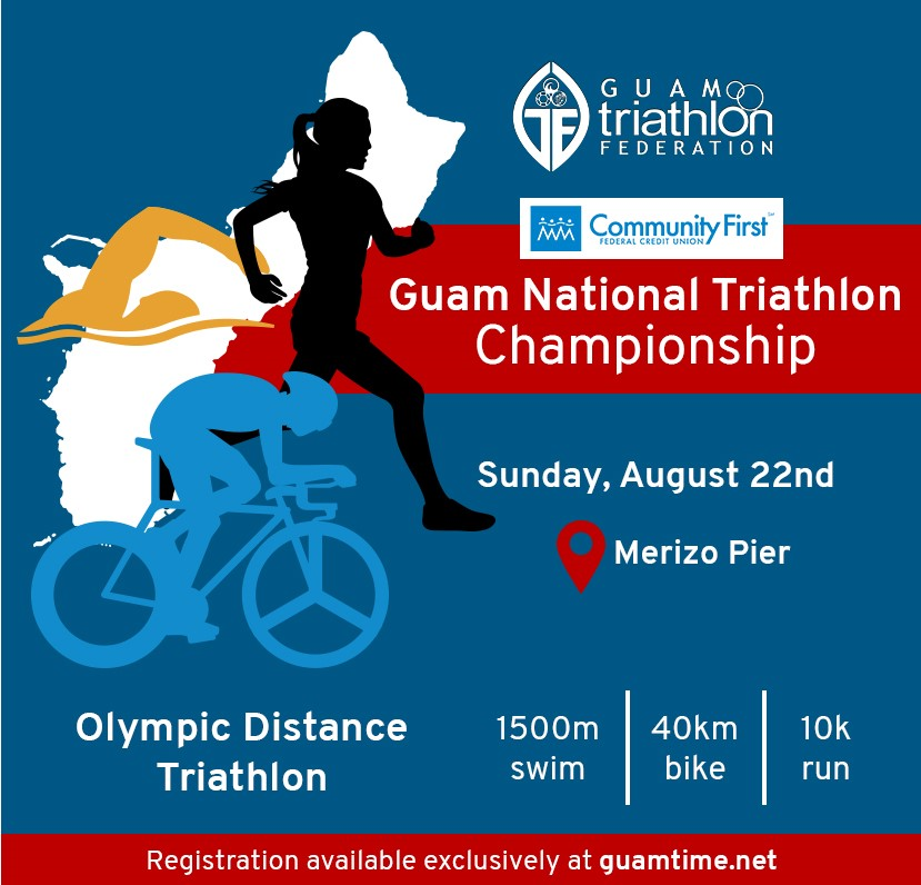 Community First Guam National Triathlon Championship