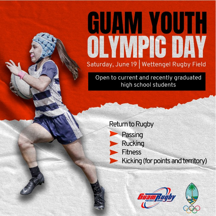 Olympic Day: Youth Rugby
