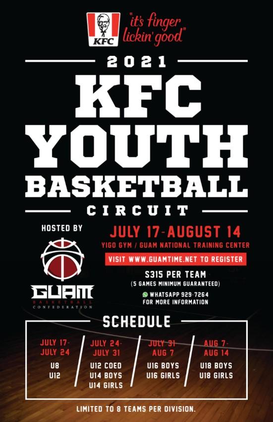 2021 KFC Youth Basketball Circuit