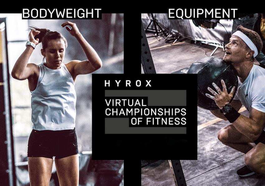 Virtual Championships of Fitness