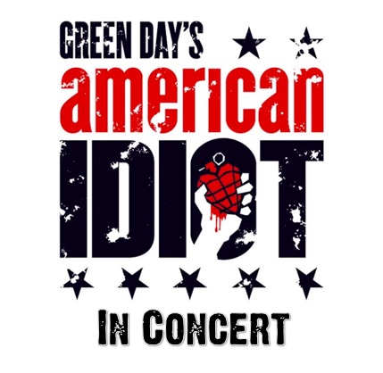Green Day's AMERICAN IDIOT - 8:00PM - 8/20/2021 - Friday